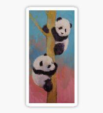 Panda Fun Sticker