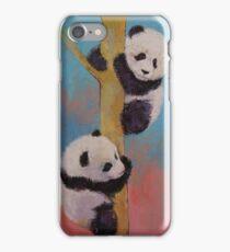Panda Fun iPhone Case/Skin