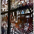 Paper Curtains #3 by patjila