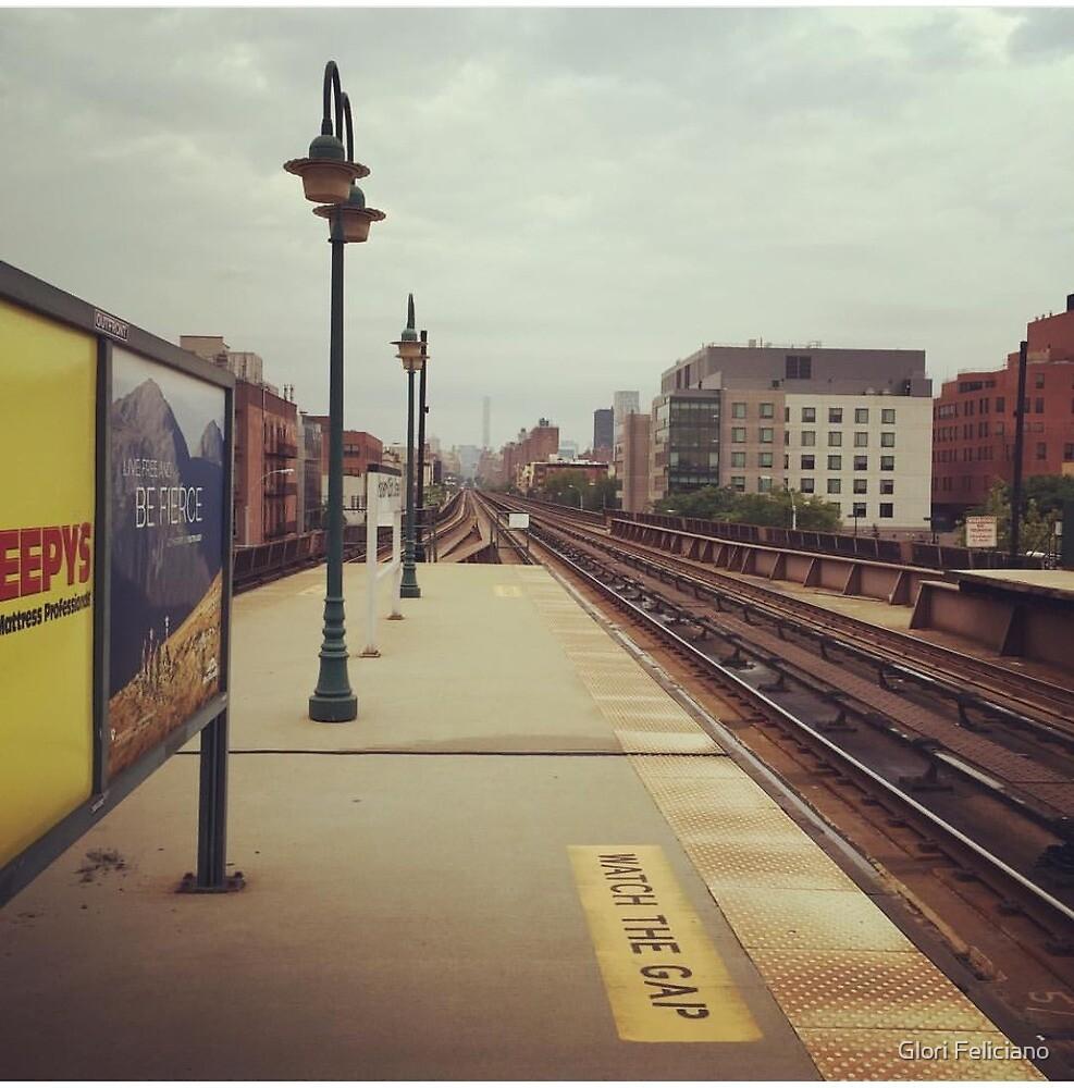 The Metro North 125th  by Glori Feliciano