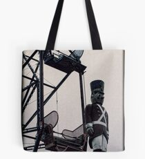 Toy Soldier Tote Bag