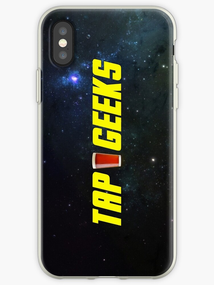 Trek Geeks - iPhone 5 Capsule by TapGeeks