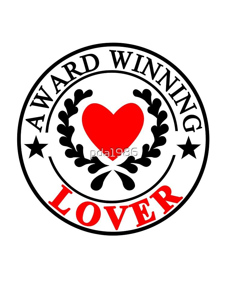 Award Winning Lover Seal by pda1986