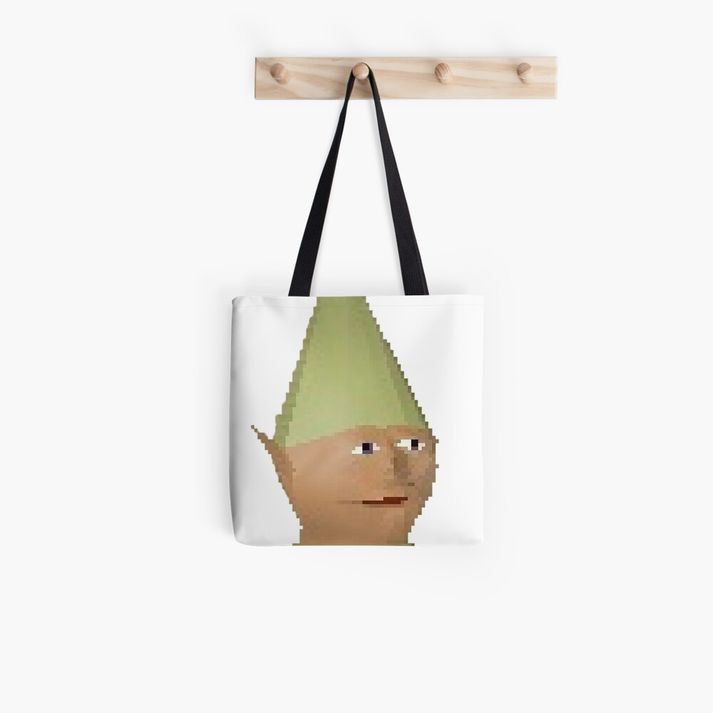 Gnome Child Tote Bag