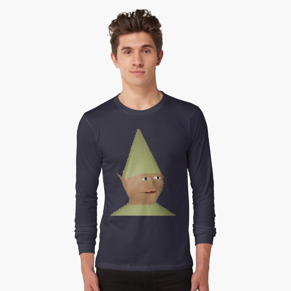 Gnome Child Long Sleeve T-Shirt
