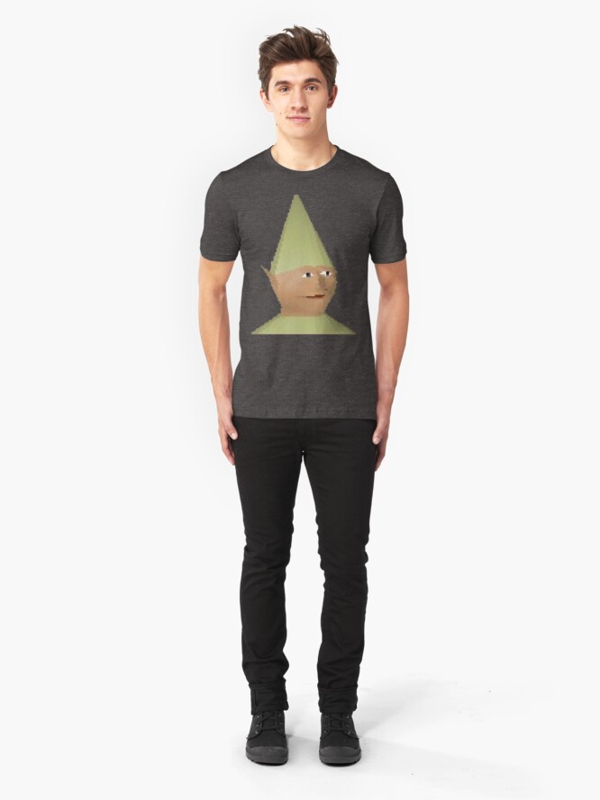 Alternate view of Gnome Child Slim Fit T-Shirt