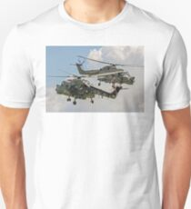 "702 NAS ""Black Cats"" dancing T-Shirt"