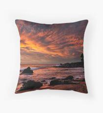 Bunker Bay Throw Pillow