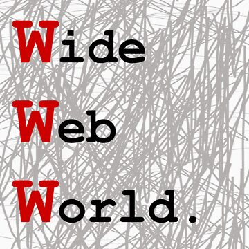 Wide Web World by JohanHoyt