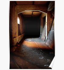 22.4.2014: Atmosphere from Abandoned Factory IV Poster
