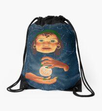 Fata Ineffugibilia Drawstring Bag