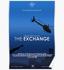 GTA III - The Exchange Poster
