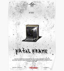 FATAL FRAME Poster