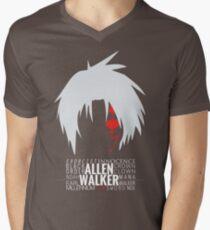 Allen Walker T-Shirt Men's V-Neck T-Shirt