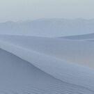 White Sands pastels by Linda Sparks