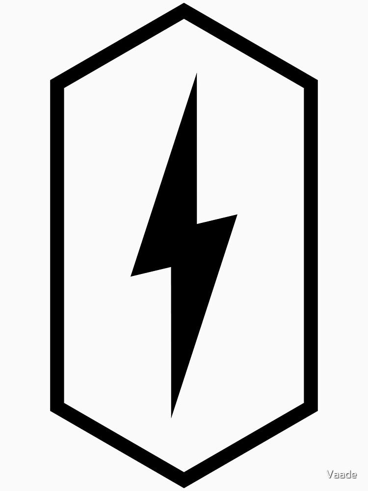 Lightning Gem Black by Vaade