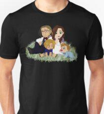 Fullmetal Alchemist Elric Family Chibi T-Shirt