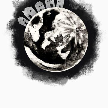Satellite Colony by MKMasonArts