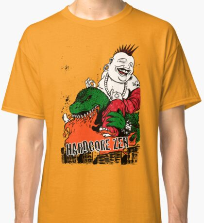 Sit Down & Shut Up Artwork in Color! Classic T-Shirt