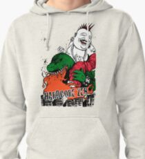 Sit Down & Shut Up Artwork in Color! Pullover Hoodie