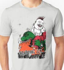 Sit Down & Shut Up Artwork in Color! Unisex T-Shirt