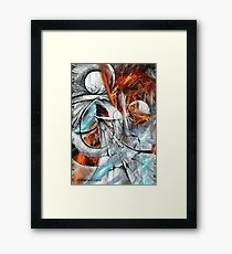 Canna, featured in ASA Framed Print
