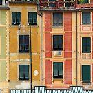 All About Italy. Piece 3 - Portofino Colors by Igor Shrayer