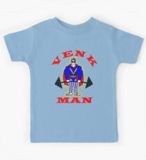 GB - Venk-Man Gym Shirt Kids Tee