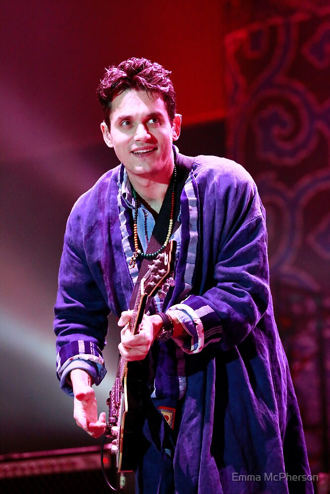 John Mayer - musician first and foremost by SnaphappyEm