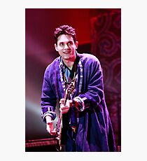 John Mayer - musician first and foremost Photographic Print