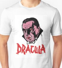 DRACULA - Vintage 1960's Style! T-Shirt