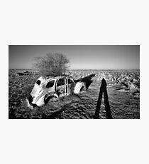 Abandoned Sunrise II Photographic Print
