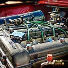 Alfesta 2014 - Sanctury Cove - Alfetta Engine by Mark Buchanan