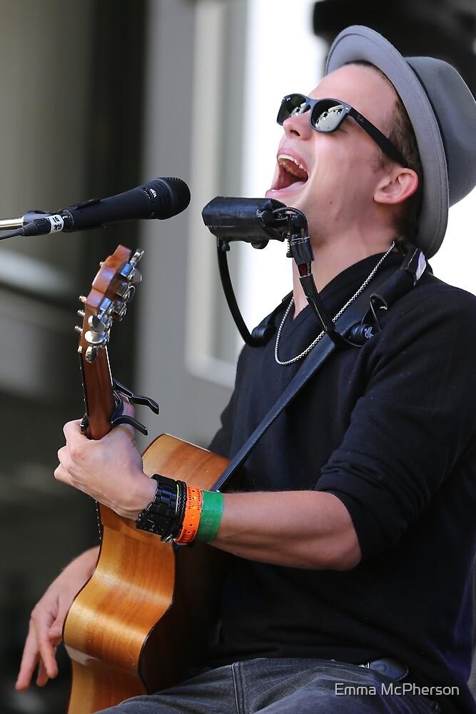 Shaun Kirk - Deni Blues & Roots Festival 2014 by SnaphappyEm
