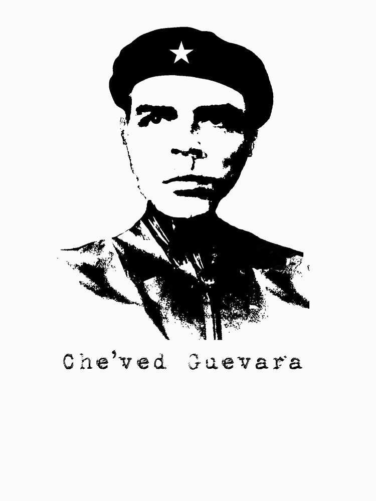 Che'ved Guevara is Shaved by rooosterboy