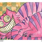 A Cheshire Smiles by Dirk Strangely