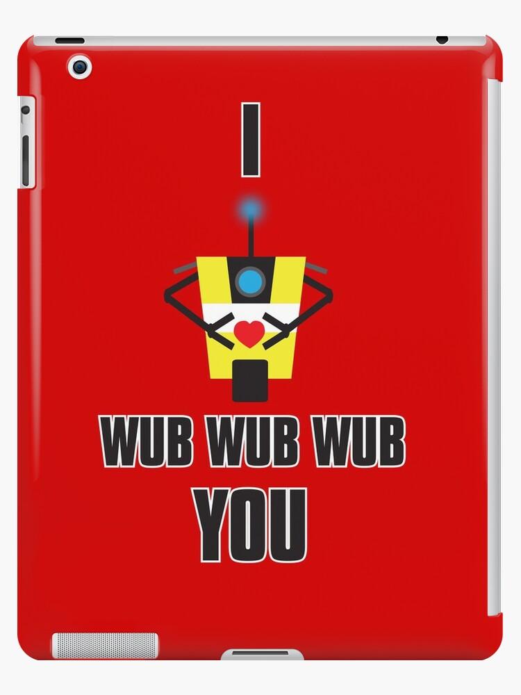 I Wub You by jayrokk