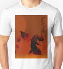 Seppuku ( Hara Kiri) The liberation of the spirit of the samurai T-Shirt