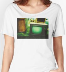 Video killed the radio star Women's Relaxed Fit T-Shirt