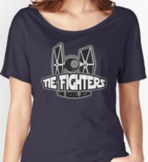 Tie Fighters Women's Relaxed Fit T-Shirt