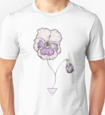 Earth Pansy T-Shirt