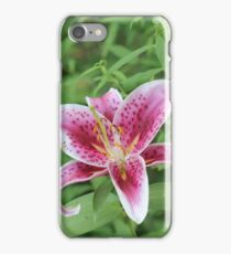 Dynamic Lilly iPhone Case/Skin