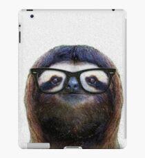 Geek Sloth iPad Case/Skin