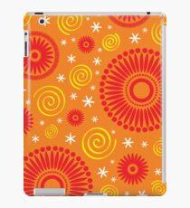 Pop! Orange & Bright Orange iPad Case/Skin