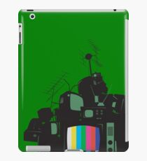 Drumming Broadcast iPad Case/Skin