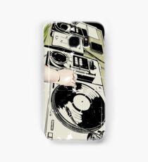 DJ! Samsung Galaxy Case/Skin