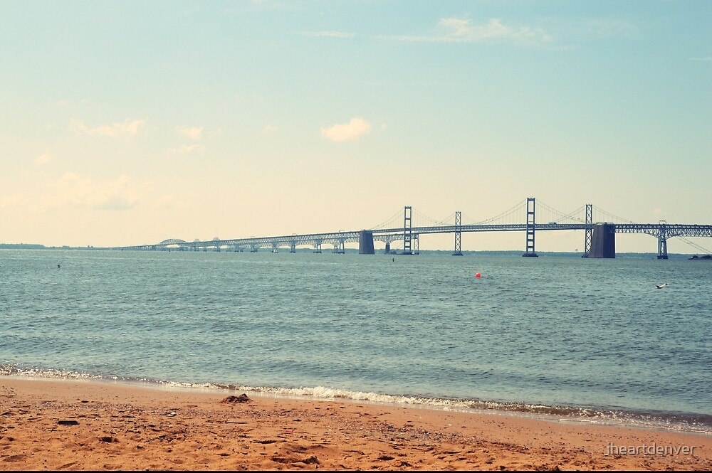 Chesapeake Bay Bridge by iheartdenver