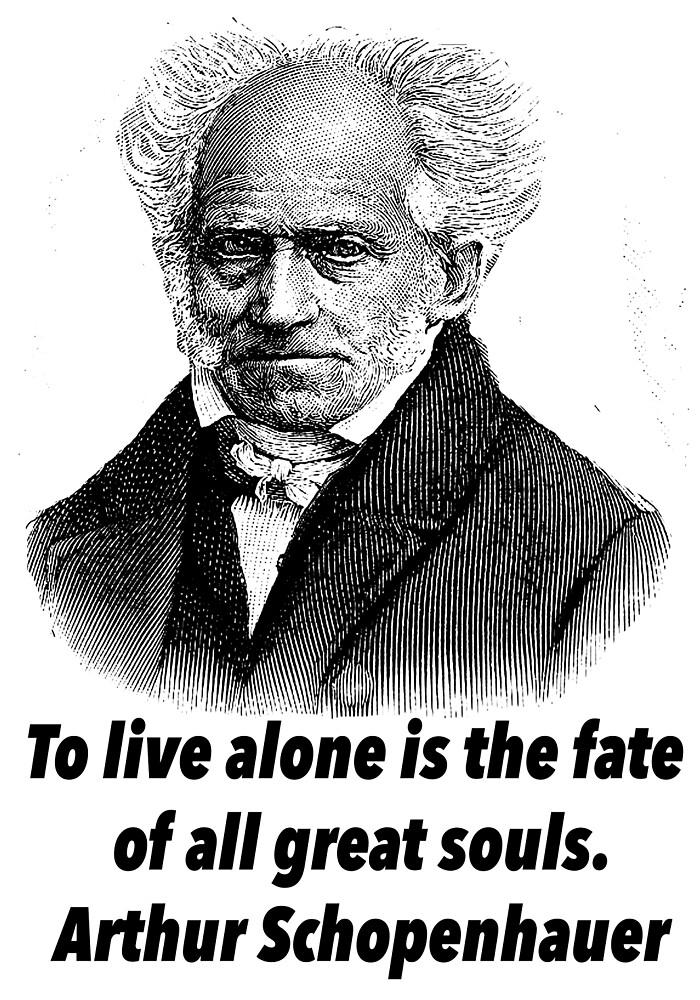 Arthur Schopenhauer quote by Shirtquotes