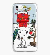 Snoopy 01 iPhone Case/Skin