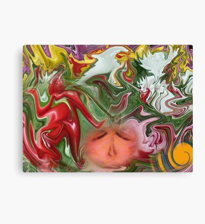 I'm a dreamer Canvas Print